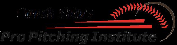Coach Skip's Pro Pitching Institute - Logo